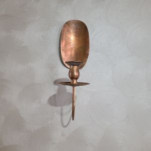 Vintage Accents - 🌵Solid Copper wall candle sconce